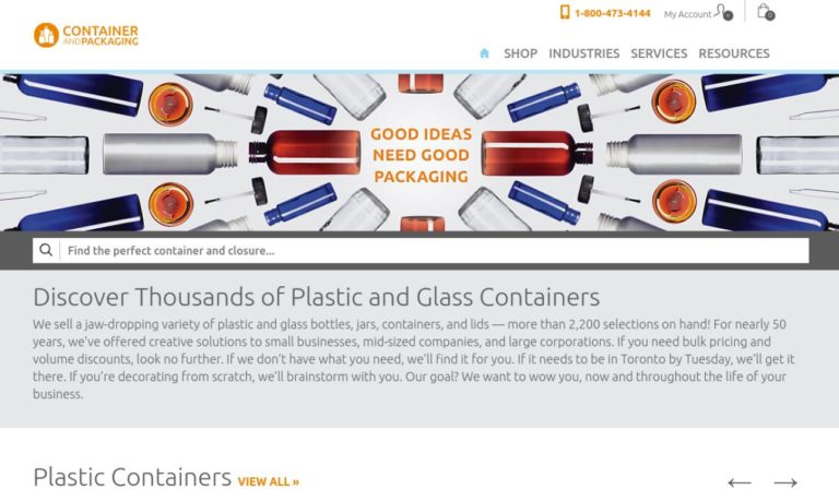Container & Packaging Supply, Inc.