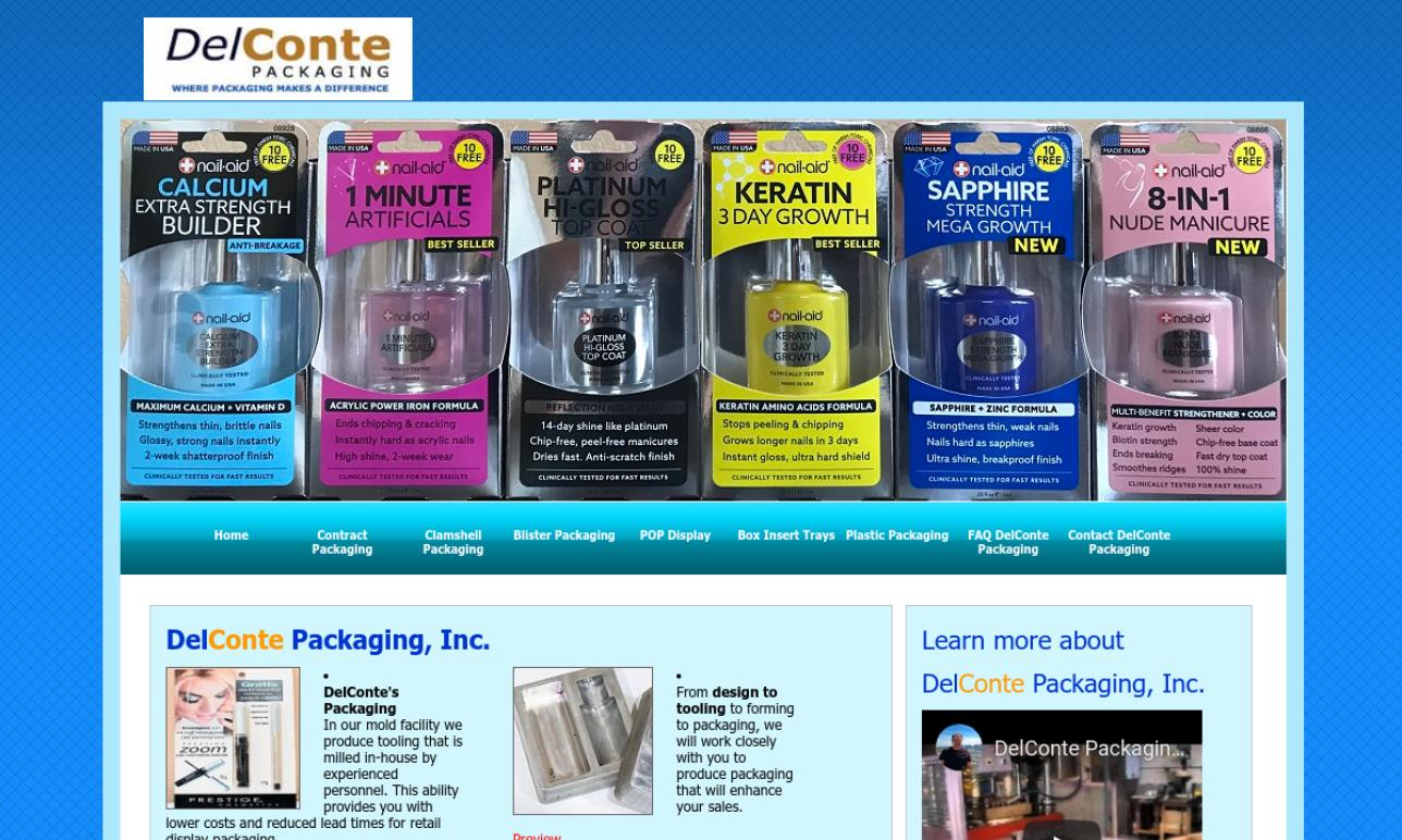DelConte Packaging, Inc.