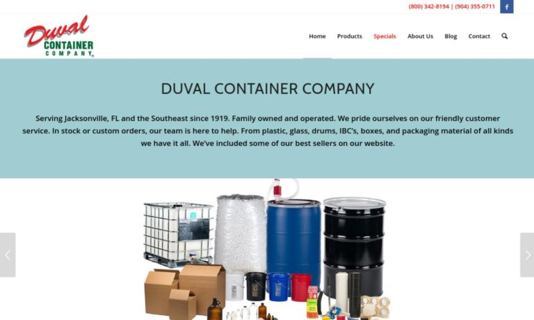 Duval Container Company