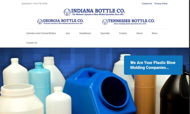 Indiana Bottle Company, Inc.