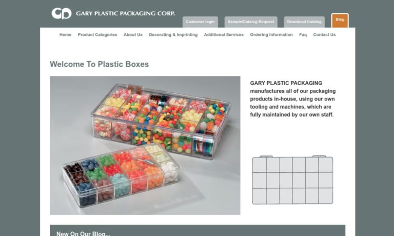 Gary Plastic Packaging Corp.