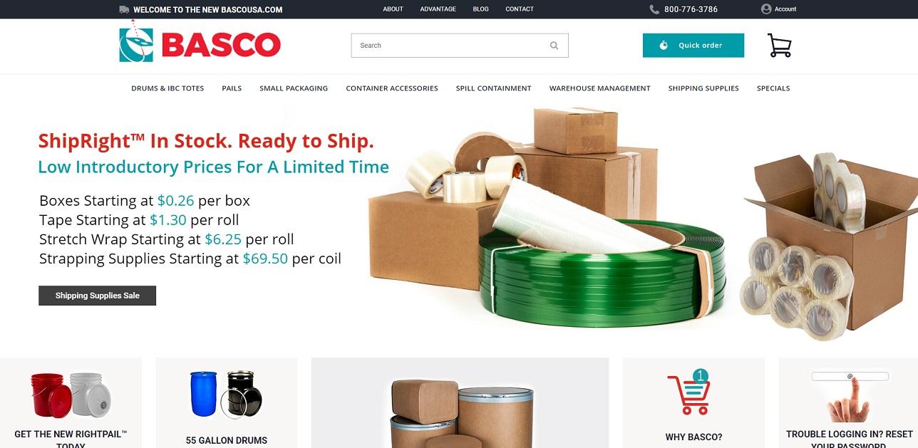 BASCO, Inc    Plastic Containers