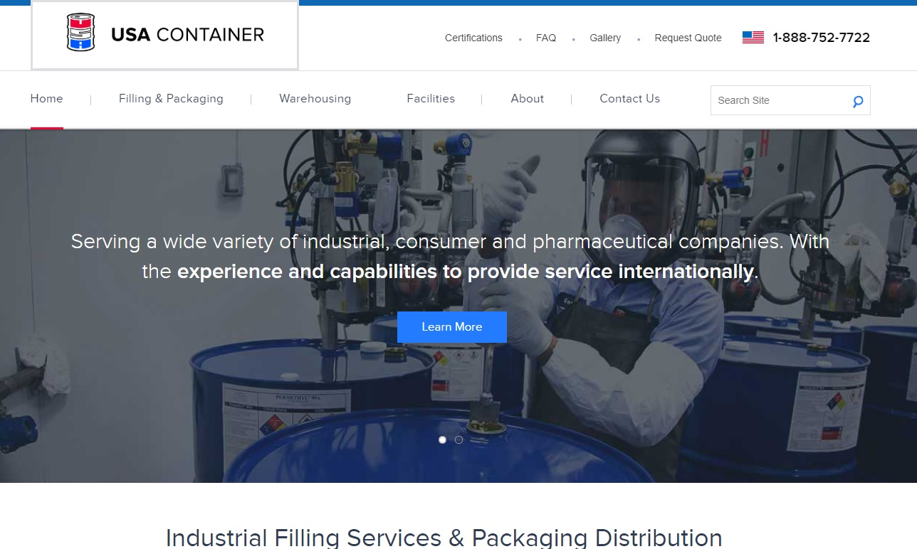 USA Container Co., Inc.