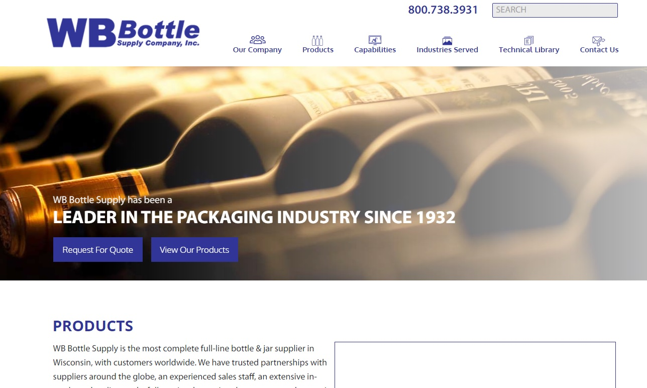 WB Bottle Supply Company, Inc.