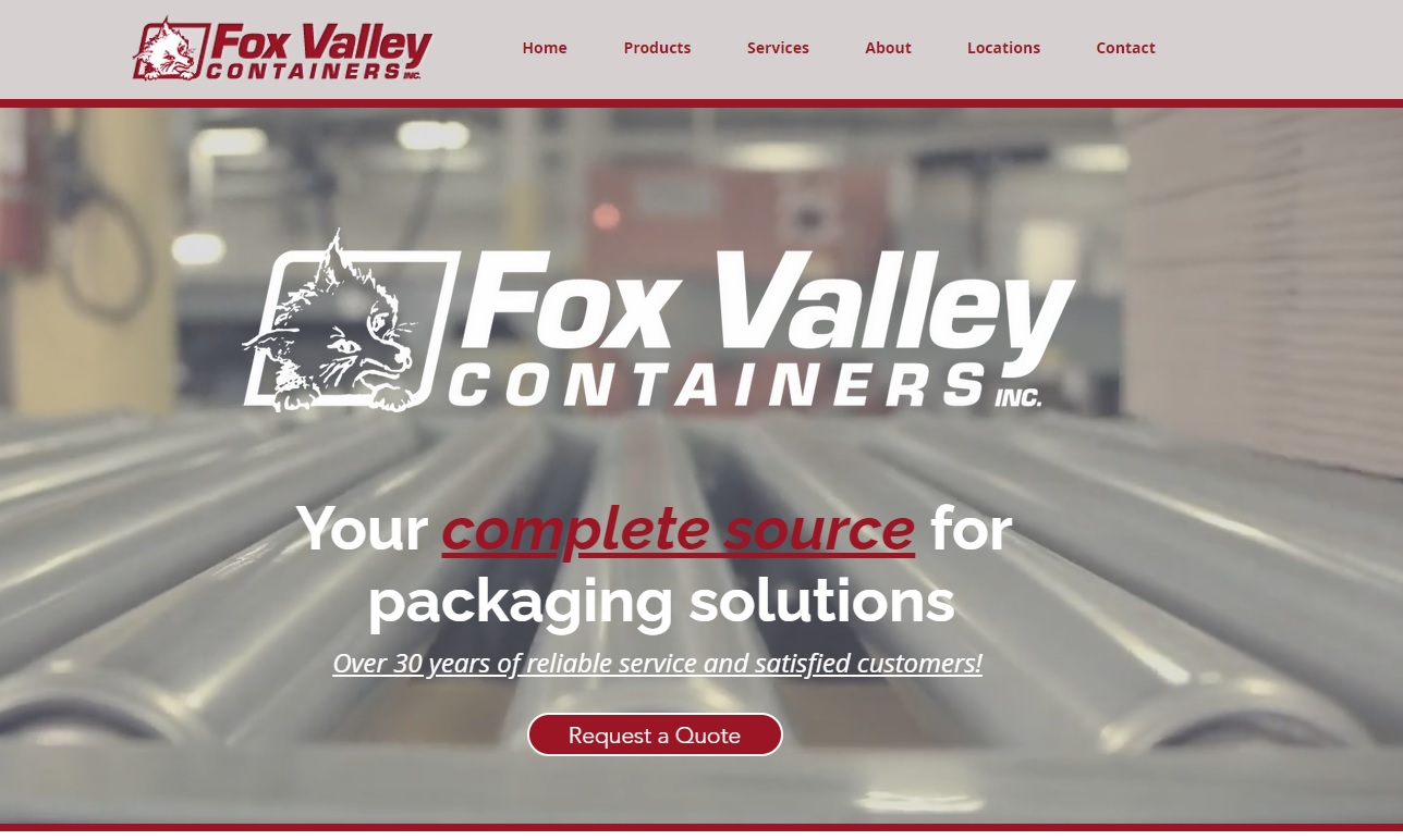Fox Valley Containers, Inc.